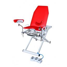 Кресло гинекологическое электромеханическое «Клер» КГЭМ 01Е (3 электропривода)