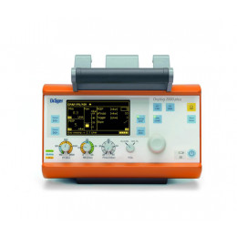 Аппарат ИВЛ портативный Dräger Oxylog® 2000 plus