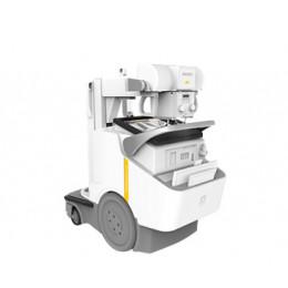 Мобильная цифровая рентгеновская система с выдвижной колонной MobileDiagnost WDR