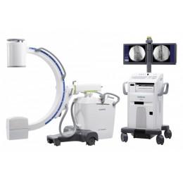 Мобильный рентгенохирургический аппарат C-дугой Siemens Cios Fusion