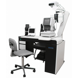Рабочее место врача-офтальмолога HRT-7000